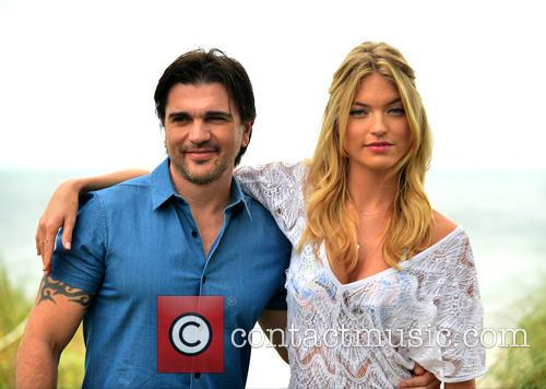 Juanes and Martha Hunt 3