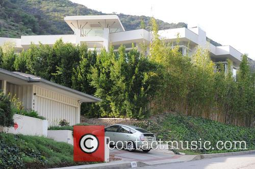 Views of the home that pop star Justin...