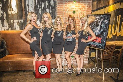 Carly Lauren, Tiffany Toth, Gia Marie, Heather Rae Young and Stephanie Branton 1