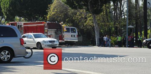 Hollywood Tour Bus Crash 2