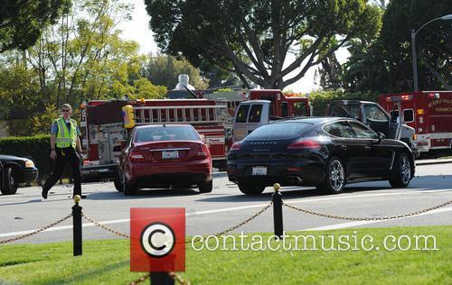 Hollywood Tour Bus Crash 5