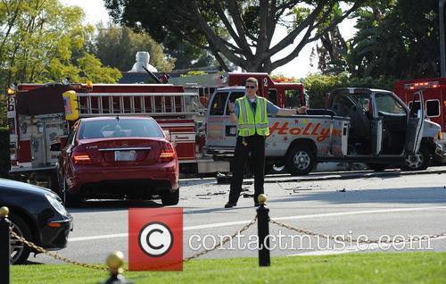 Hollywood Tour Bus Crash 8