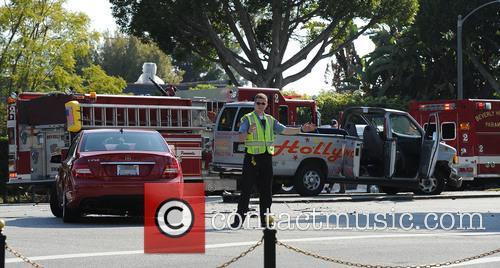 Hollywood Tour Bus Crash 9