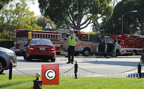 Hollywood Tour Bus Crash 10