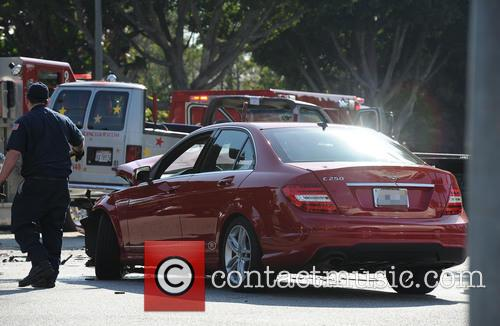 Hollywood Tour Bus Crash 11