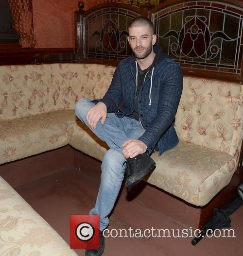 Coronation Street and Darcy Oake 3