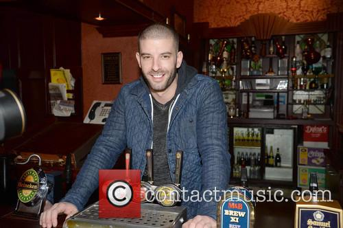 Coronation Street and Darcy Oake 6