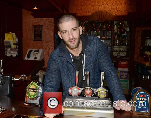 Coronation Street and Darcy Oake 7