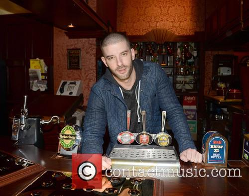 Coronation Street and Darcy Oake 9