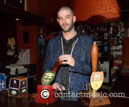 Coronation Street and Darcy Oake 10