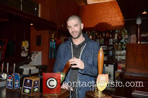 Coronation Street and Darcy Oake 11