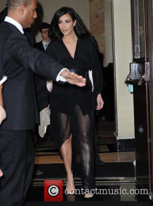 Kim Kardashian West 2