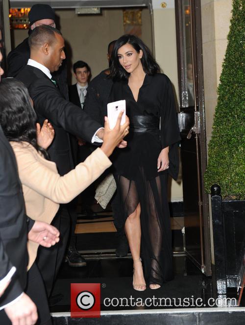 Kim Kardashian West 4