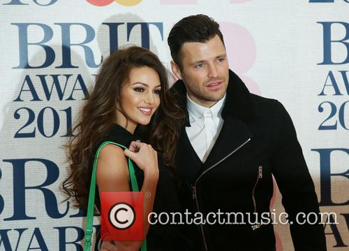 Michelle Keegan and Mark Wright 10