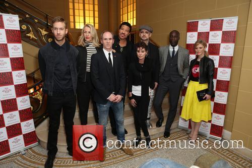 Calvin Harris, Lisa Stansfield, Sara Dallin, Lionel Richie, Ozwald Boateng, Boy George, David Thomas and Emilia Fox 10