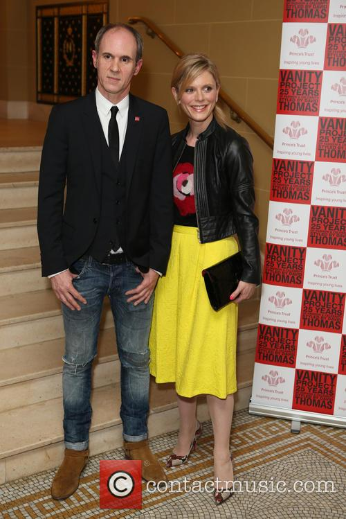 David Thomas and Emilia Fox 2