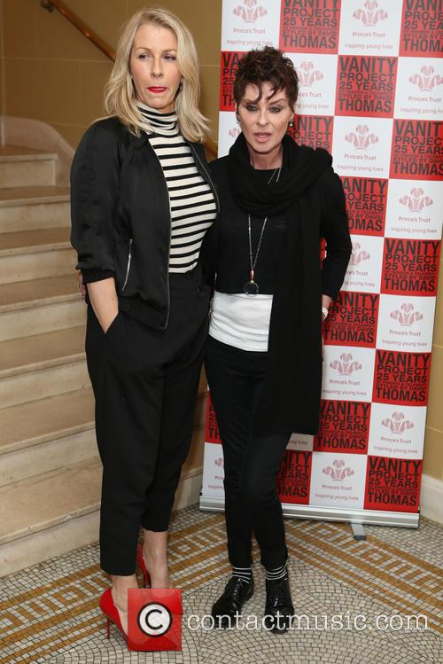 Sara Dallin and Lisa Stansfield 10