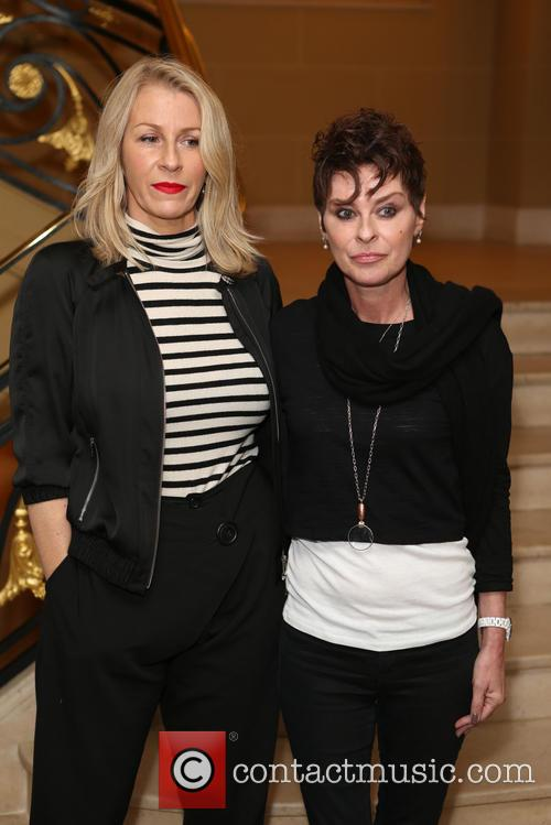 Sara Dallin and Lisa Stansfield 1