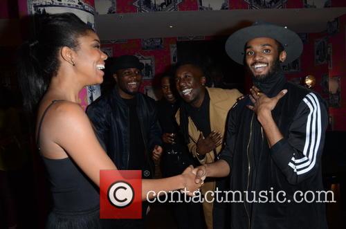 Gabrielle Union and Rough Copy 5