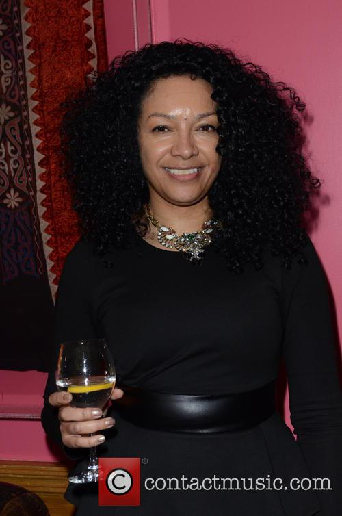 Screening party for BET's 'Being Mary Jane' starring...