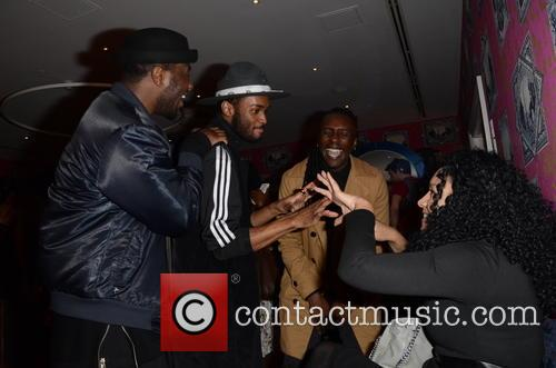 Gabrielle, Rough Copy and Kanya King 7
