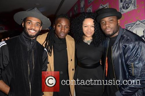 Gabrielle, Rough Copy and Kanya King 8
