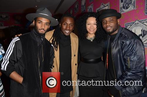 Gabrielle, Rough Copy and Kanya King 9