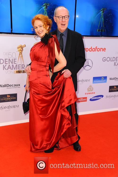 Christiane Leuchtmann and Hans Peter Korff 2
