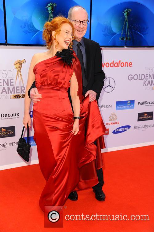 Christiane Leuchtmann and Hans Peter Korff 3