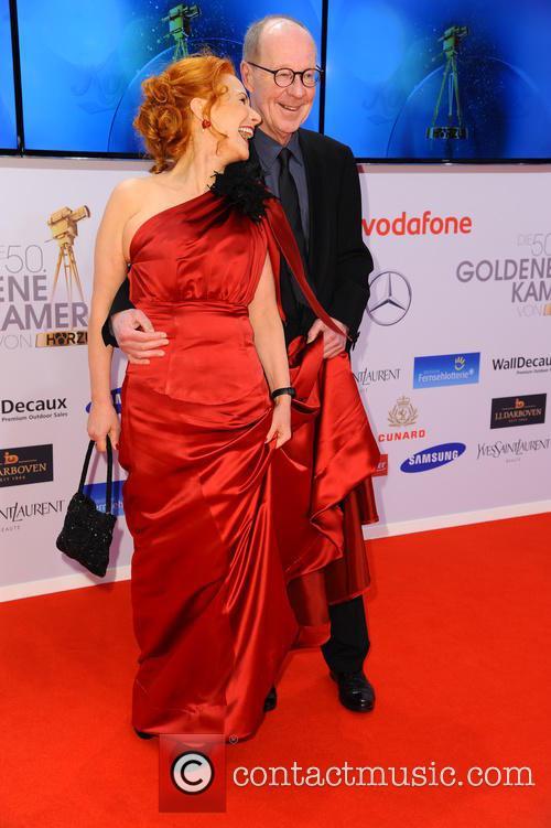 Christiane Leuchtmann and Hans Peter Korff 1