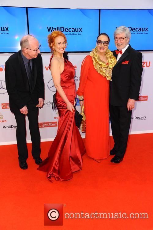 Hans Peter Korff, Christiane Leuchtmann, Marina Handloser and Christian Wolff 2