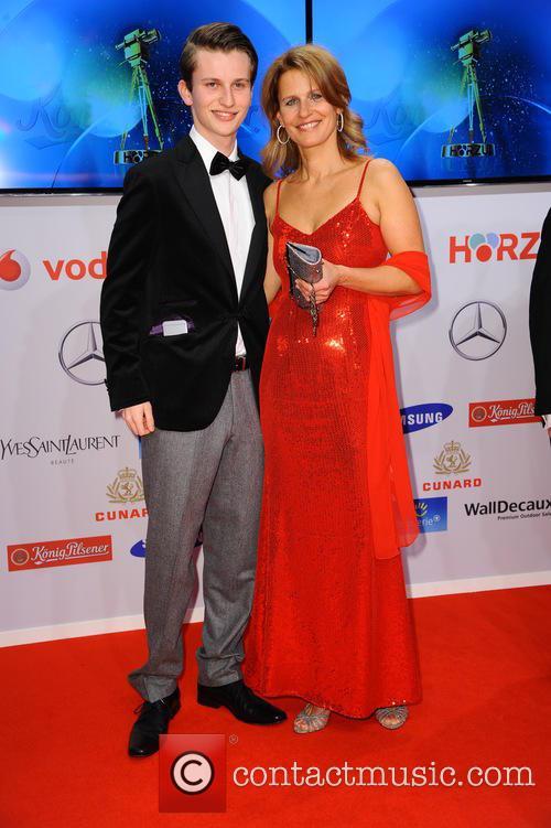 Niklas Mueller-hohenstein and Katrin Mueller-hohenstein 2