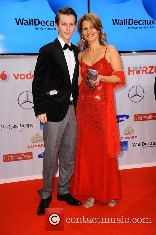 Niklas Mueller-hohenstein and Katrin Mueller-hohenstein 3