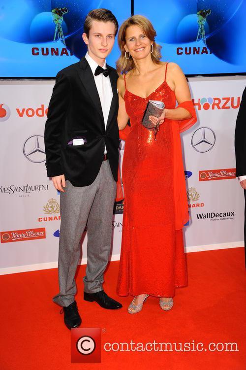 Niklas Mueller-hohenstein and Katrin Mueller-hohenstein 6