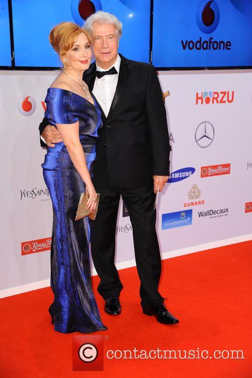 Verena Wengler and Juergen Prochnow 1