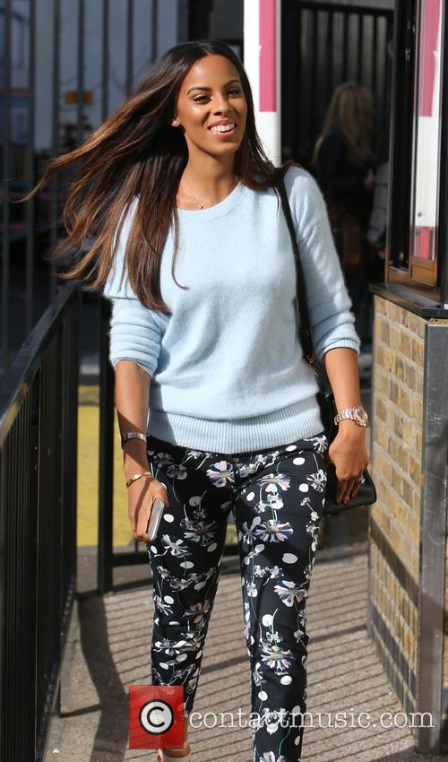 Rochelle and Marvin Humes 8