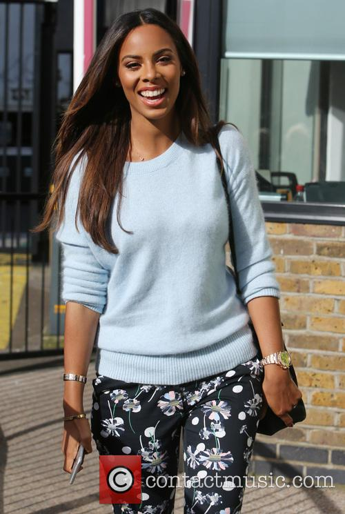 Rochelle and Marvin Humes 9