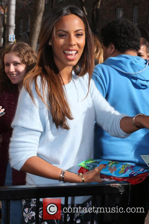 Rochelle and Marvin Humes 11