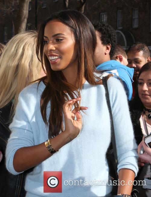 Rochelle and Marvin Humes 1