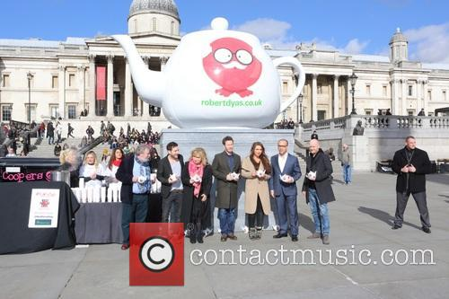 Red Nose Day Photocall