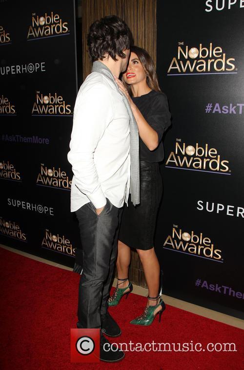 Ian Somerhalder and Nikki Reed 4