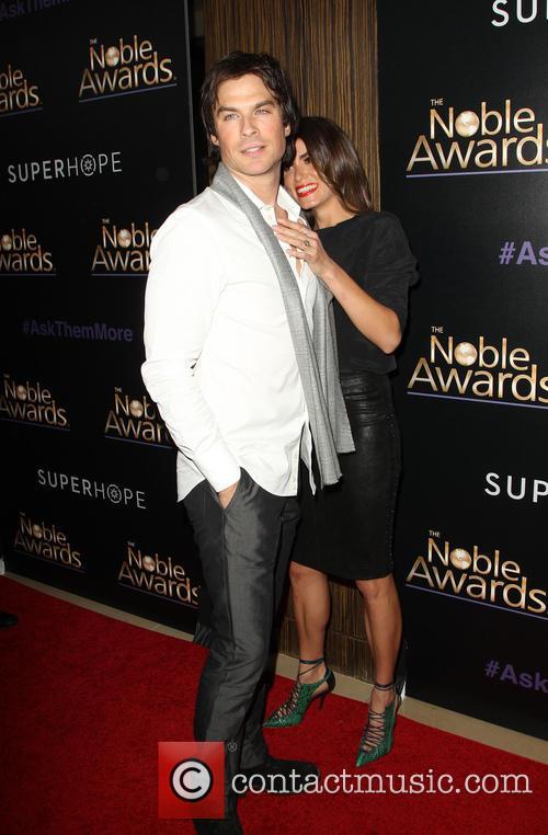 Ian Somerhalder and Nikki Reed 5
