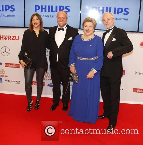 Guest, Moritz A. Sachs, Marie-luise Marjan and Joachim Hermann 5
