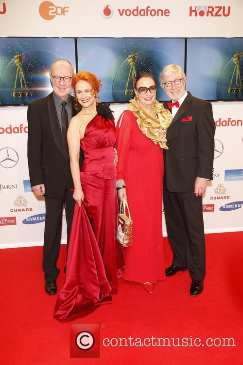 Hans-peter Korff, Christiane Leuchtmann, Marina Wolff and Christian Wolff 2