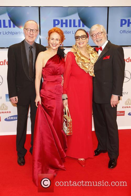 Hans-peter Korff, Christiane Leuchtmann, Marina Wolff and Christian Wolff 1