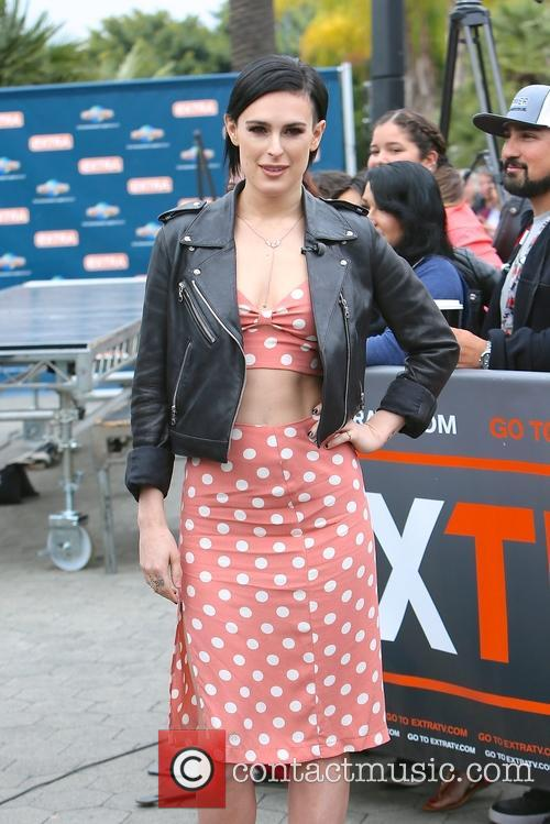 Rumer Willis and her 'Dancing with the Stars'...