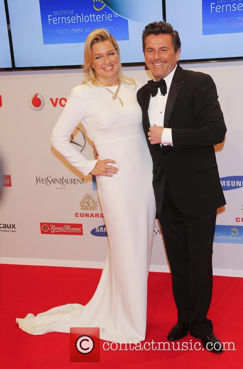 Claudia Anders and Thomas Anders 1