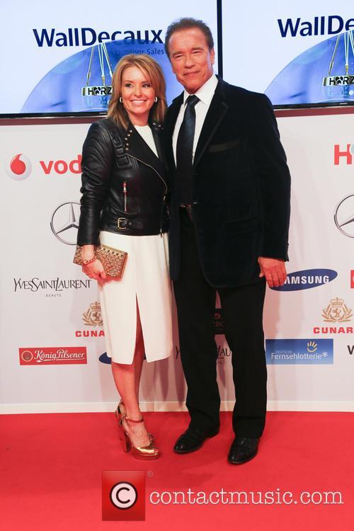 Heather Milligan and Arnold Schwarzenegger 3