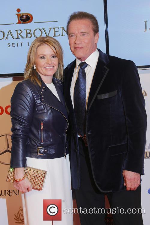 Heather Milligan and Arnold Schwarzenegger 1