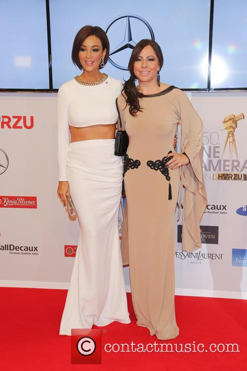 Verona Pooth and Simone Thomalla 1